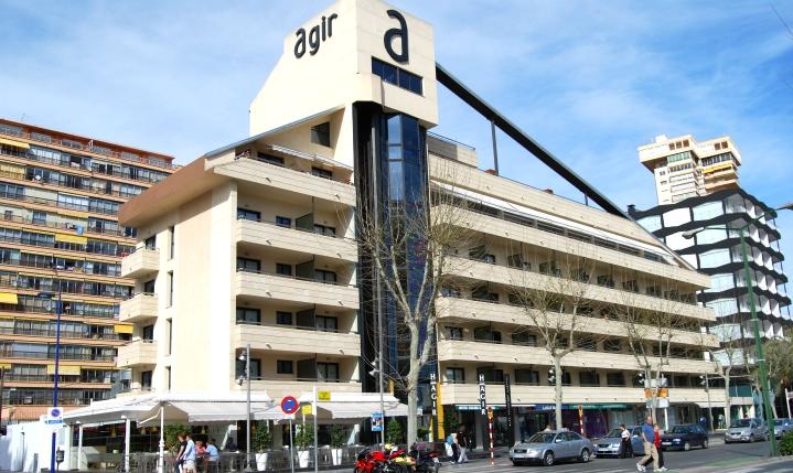 Façana Hotel Agir